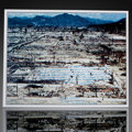 "Natural History Art:Paintings, Theodore ""Dutch"" Van Kirk Signed 11x14 Color Photo of Hiroshima. ..."