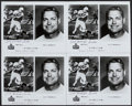 Autographs:Photos, Cleveland Browns Hall of Famers Multi-Signed Photographs, Lot of 36....