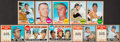 Baseball Cards:Sets, 1968 Topps Baseball High Grade Partial Set (522/598). ...