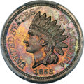 1858 P1C Flying Eagle/Indian Cent, Judd-220, Pollock-250, Unique, PR64 PCGS....(PCGS# 11911)