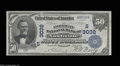 National Bank Notes:Tennessee, Nashville, TN - $50 1902 Date Back Fr. 667 The American ...