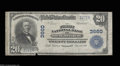 National Bank Notes:Tennessee, South Pittsburg, TN - $20 1902 Plain Back Fr. 652 The ...
