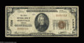 National Bank Notes:Virginia, Berryville, VA - $20 1929 Ty. 1 The First NB Ch. # ...