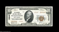 National Bank Notes:West Virginia, Buckhannon, WV - $10 1929 Ty. 2 The Central NB Ch. # ...