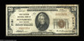 National Bank Notes:West Virginia, Pennsboro, WV - $20 1929 Ty. 1 First-Citizens NB Ch. # ...