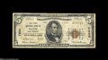 National Bank Notes:West Virginia, Salem, WV - $5 1929 Ty. 2 The First NB Ch. # 7250