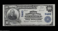National Bank Notes:Wyoming, Kemmerer, WY - $10 1902 Plain Back Fr. 633 The First NB