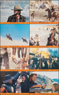 """Movie Posters:Western, The Outlaw Josey Wales (Warner Bros., 1976). Mint. Mini Lobby Card Set of 8 (8"""" X 10""""). Western.. ... (Total: 8 Items)"""
