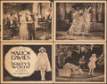 "Movie Posters:Drama, Beauty's Worth (Paramount, 1922). Fine+. Title Lobby Card & Lobby Cards (3) (11"" X 14""). Drama.. ... (Total: 4 Items)"
