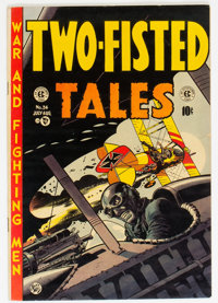 Two-Fisted Tales #34 (EC, 1953) Condition: VG/FN