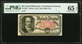 Fractional Currency:Fifth Issue, Fr. 1381 50¢ Fifth Issue PMG Gem Uncirculated 65 EPQ.. ...