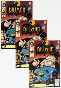 The Batman Adventures #1 Group of 8 (DC, 1992) Condition: Average VF/NM.... (Total: 8 Comic Books)