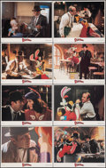 "Movie Posters:Animation, Who Framed Roger Rabbit (Buena Vista, 1988). Mint. International Lobby Card Set of 8 (11"" X 14""). Animation.. ... (Total: 8 Items)"