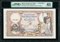 World Currency, Algeria Banque de l'Algerie 5000 Francs ND (1942) Pick 90s Specimen PMG Choice Uncirculated 63.. ...