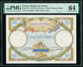 France Banque de France 50 Francs 23.11.1927 Pick 77a PMG Choice Uncirculated 64