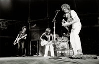 Richard E. Aaron (American, 1949-2016) Neil Young on Stage with Crazy Horse, 1978 Digital pigment print, printed later...