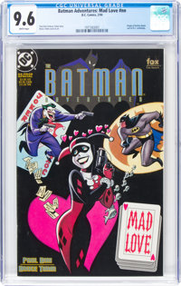 Batman Adventures: Mad Love #1 (DC, 1994) CGC NM+ 9.6 White pages
