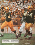 Football Collectibles:Publications, 1960 Green Bay Packers Multi-Signed Yearbook with Henry Jordan. ...