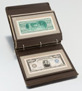 Large Size:Federal Reserve Notes, Series 1914-1918 $5, $10, $20, $50, $100, $500, $1000, $5000, $10,000 Federal Reserve Note Face and Back Proof Archive Gem Unc...