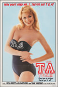 """Movie Posters:Adult, The T & A Team (SRC Films, 1984). Folded, Very Fine/Near Mint. One Sheets (2 Styles) (27"""" X 41""""). Adult.. ... (Total: 2 Items)"""