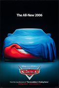 "Movie Posters:Animation, Cars & Other Lot (Buena Vista, 2006). Rolled, Very Fine+. One Sheets (3) (27"" X 40"" & 26.75"" X 39.75) DS, Teaser and Advance... (Total: 3 Items)"