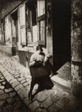 Photographs, Jean Eugène Auguste Atget (French, 1857-1927). La Villette, Rue Asselin, 1921. Gelatin silver, printed later probably by...