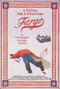 """Movie Posters:Crime, Fargo (Polygram, 1996). Rolled, Very Fine. One Sheet (27"""" X 40"""") DS. Crime.. ..."""