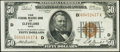 Fr. 1880-D $50 1929 Federal Reserve Bank Note. Extremely Fine