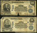 Metropolis, IL - $20 1902 Date Back Fr. 642 The First National Bank Ch. # (M)3156 Good-Very Good;</