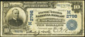 Cincinnati, OH - $10 1902 Date Back Fr. 618 The Fifth-Third National Bank Ch. # (M)2798 Very Fine.<