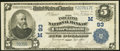 Cincinnati, OH - $5 1902 Plain Back Fr. 598 The Fourth National Bank Ch. # (M)93 Very Fine-Extremely Fi