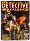 Pulps:Detective, Detective Tales - May 1941 (Popular Publications) Condition: VG-....