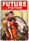 Pulps:Science Fiction, Future - March 1940 (Columbia) Condition: FN....