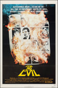"Movie Posters:Horror, Fear No Evil & Other Lot (Avco Embassy, 1981). Folded, Overall: Very Fine+. One Sheets (4) (27"" X 41"" & 28"" X 40""). Horror.... (Total: 4 Items)"