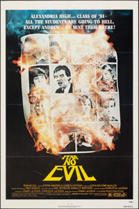 "Fear No Evil & Other Lot (Avco Embassy, 1981). Folded, Overall: Very Fine+. One Sheets (4) (27"" X 41"" &..."
