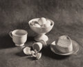 Photographs, Arkady Lvov (Ukrainian, 20th Century). Breakfast, 1989. Platinum . 8-3/4 x 10-1/4 inches (22.2 x 26....