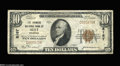National Bank Notes:Colorado, Ault, CO - $10 1929 Ty. 1 The Farmers NB Ch. # 8167