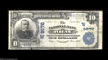 National Bank Notes:Colorado, Wray, CO - $10 1902 Plain Back Fr. 627 The NB of Wray ...