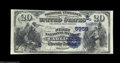 National Bank Notes:Kentucky, Carlisle, KY - $20 1882 Date Back Fr. 555 The First NB ...