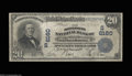 National Bank Notes:Kentucky, Mount Sterling, KY - $20 1902 Date Back Fr. 642 The ...