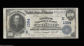 National Bank Notes:Maryland, Baltimore, MD - $100 1902 Date Back Fr. 689 The Citizens ...
