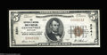 National Bank Notes:Maryland, Centreville, MD - $5 1929 Ty. 1 The NB of Maryland Ch....
