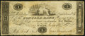 Obsoletes By State:New Hampshire, Concord, NH- Concord Bank Counterfeit $1 July 1, 1820 Fine.. ...