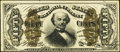 Fractional Currency:Third Issue, Fr. 1331 50¢ Third Issue Spinner About New.. ...