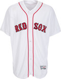 Baseball Collectibles:Uniforms, 2016 David Ortiz Game Worn, Unwashed & Signed Boston Red Sox Jersey - MLB Authentic Used 5/12 vs. Astros. ...