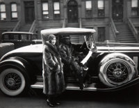 James Van Der Zee (American, 1886-1983) Couple, Harlem, 1932 Gelatin silver, printed 1970s by Richar