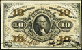 Fractional Currency:Third Issue, Fr. 1254 10¢ Third Issue About New.. ...
