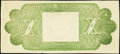 Peoria, IL- Novelty Ad. Co. Pub. Blank $3 Advertising Note May 10, 1869 Choice About Uncirculated