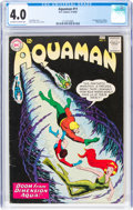Silver Age (1956-1969):Superhero, Aquaman #11 (DC, 1963) CGC VG 4.0 Off-white to white pages....