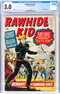Silver Age (1956-1969):Western, Rawhide Kid #17 (Marvel, 1960) CGC GD/VG 3.0 Off-white to white pages....